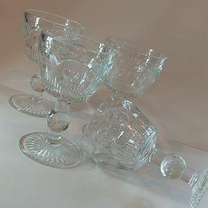 Glassware Prisms and Bulls Eye